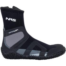 NRS Paddle Wetshoes Herr black/gray